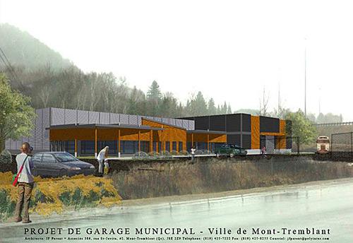 Mario allard architecte municipal et communautaire for Parent architecte